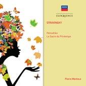 Stravinsky: Petruskha; The Rite of Spring von Pierre Monteux