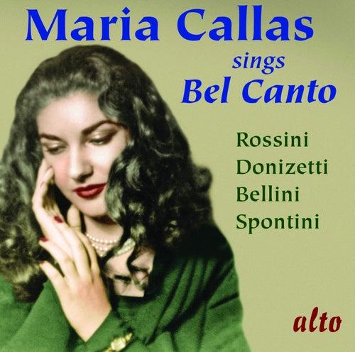 Maria Callas sings Bel Canto von Maria Callas