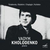 Tchaikovsky, Balakirev, Chaplygin, Kurbatov von Vadym Kholodenko