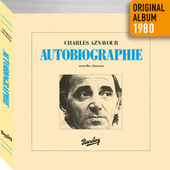 Autobiographie by Charles Aznavour