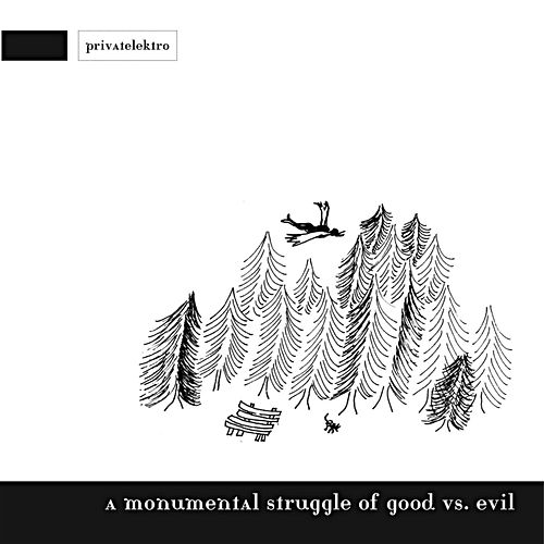 A monumental Struggle of Good vs. Evil by Various Artists