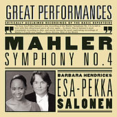Mahler: Symphony No. 4 by Los Angeles Philharmonic Orchestra