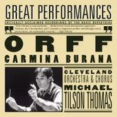 Orff: Carmina Burana by Cleveland Orchestra