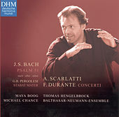 Bach: Psalm 51 / Stabat Mater von Balthasar-Neumann-Ensemble