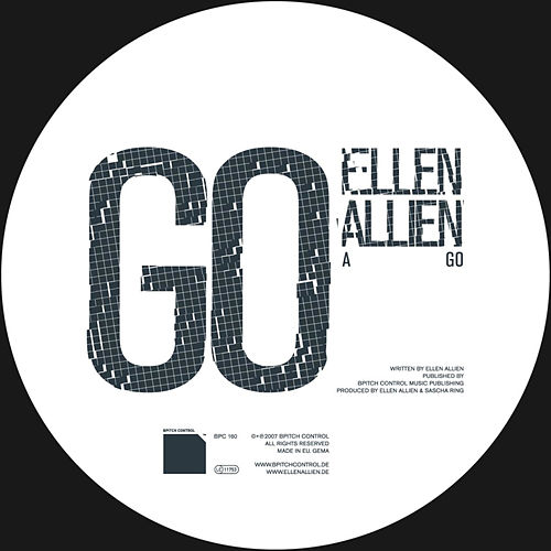 Go by Ellen Allien