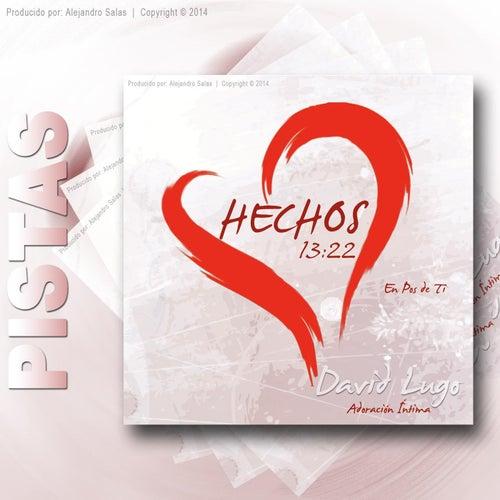 Hechos 13:22: En Pos de Ti (Pistas) by David Lugo