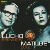 20 Grandes Exitos by Lucho Bermúdez