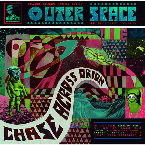 Chase Across Orion by Outerspace