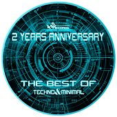 2 Years Anniversary - Best of Techno & Minimal by Various Artists