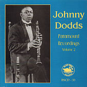 Johnny Dodds Paramount Recordings, Vol.2 by Johnny Dodds