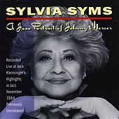 A Jazz Portrait Of Johnny Mercer by Sylvia Syms