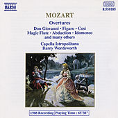 Overtures by Wolfgang Amadeus Mozart