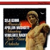 Schoenberg: Verklärte Nacht - Stravinsky: Apollon musagète von Various Artists