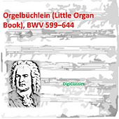 Bach: The Little Organ Book of Choral Preludes I, BWV 599-644 by Various Artists