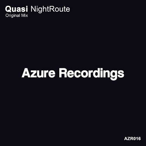 NightRoute by Quasi