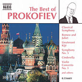 The Best of Prokofiev by Sergey Prokofiev