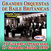 12 Grandes Orquestas - 12 Grandes Exitos 1930 - Vol X by Various Artists