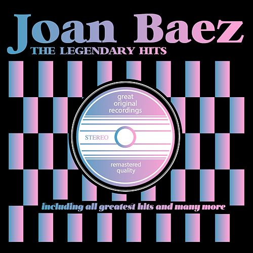 The Legendary Hits von Joan Baez