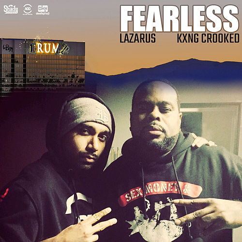 Fearless (feat. KXNG Crooked) - Single by Lazarus