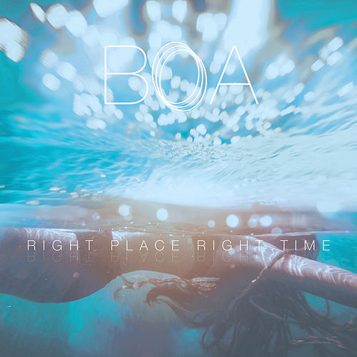 Right Place Right Time by BoA
