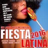 Fiesta Latina 2016 - 52 Latin Hits de Fiesta (Reggaeton, Kuduro, Salsa, Bachata, Kizomba, Merengue, Cubaton) by Various Artists