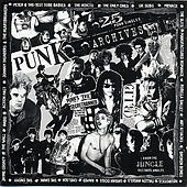 Punk Archives - 25 Punk Singles by Various Artists