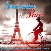 Souvenirs de Paris von Various Artists