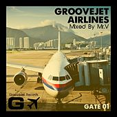 GrooveJet Airlines (Gate 01) by Various Artists