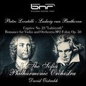 Pietro Locatelli - Ludwig Van Beethoven: Caprice No. 23