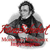 Franz Schubert Moments Musicaux, Impromptus by Jenő Jandó