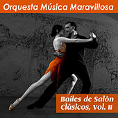 Bailes de Salón Clásicos, Vol. II by Orquesta Musica Maravillosa