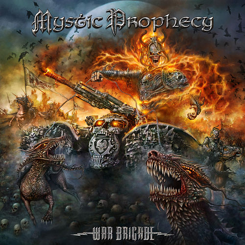 War Brigade von Mystic Prophecy