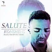 Salute by Konshens