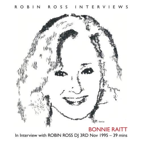 Interview with Robin Ross DJ 1995 von Bonnie Raitt