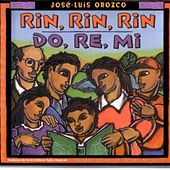 Rin, Rin, Rin, Do, Re, Mi, Vol. 14 by José-Luis Orozco