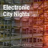 Electronic City Nights, Vol. 3 by Various Artists