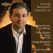 Benjamin: Antara - Boulez: Dérive and Memoriale - Harvey: Song Offerings by London Sinfonietta