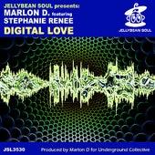 Digital Love by Marlon D