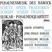 German Baroque Music For Trombones by August Wenzinger