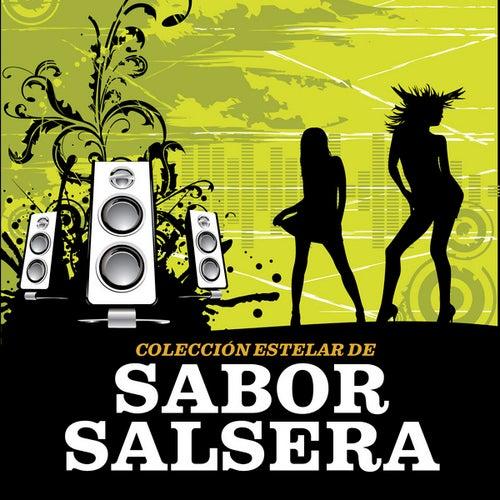 Colección Estelar De Sabor Salsera by Various Artists