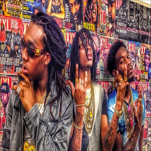 Young Rich Niggas 2 by Migos