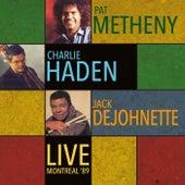 Live - Montreal International Jazz Festival. 5th July 1989 - Remastered von Pat Metheny