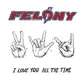 I Love You All The Time by Felony