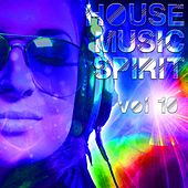 House Music Spirit, Vol. 10 - EP by Various Artists