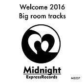 Welcome 2016 Big Room Tracks - EP by Various Artists