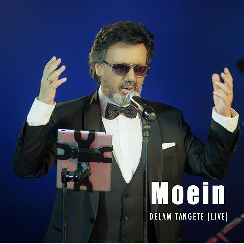 Delam Tangete (Live) by Moein