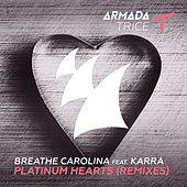 Platinum Hearts (Remixes) von Breathe Carolina