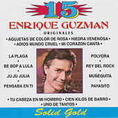 15 Grandes Exitos by Enrique Guzman