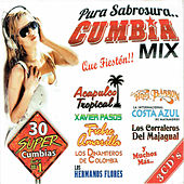 Pura Sabrosura Cumbia Mix by Various Artists