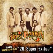 Sus Mejores 20 Super Exitos by Los Hermanos Barron